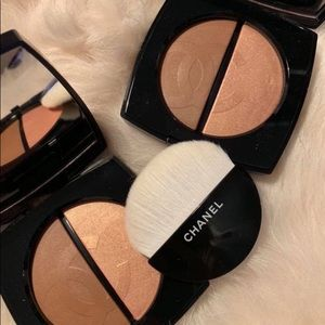 Chanel Bronzer and Highlighter Duo ✨😻